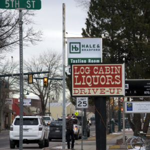 Log Cabin Liquors