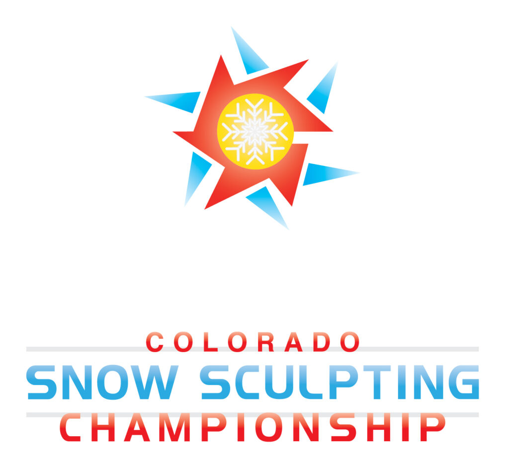 Colorado Snow Sculpting Logo
